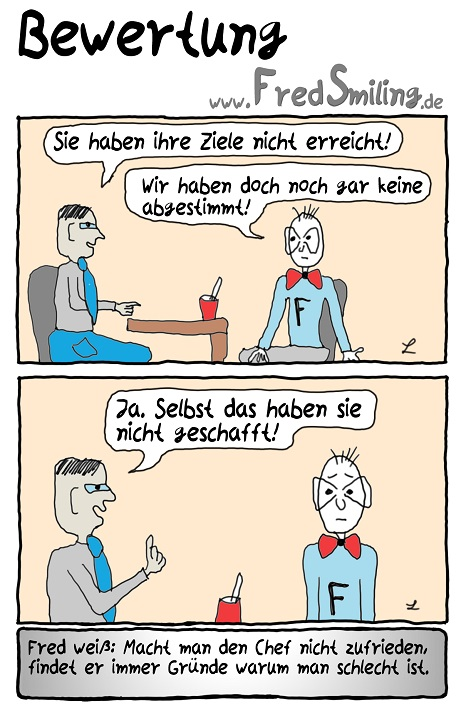 FredSmiling Comic Spass bewertung