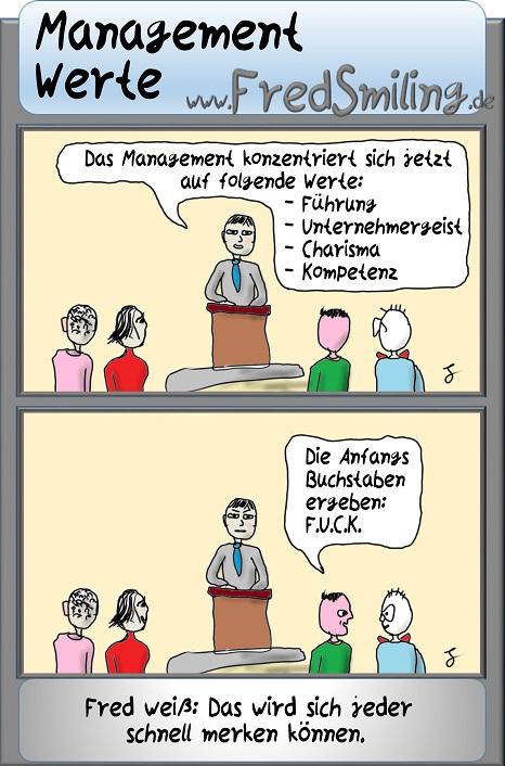 FredSmiling management-werte