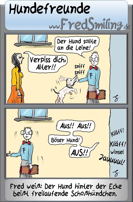 FredSmiling hundefreunde
