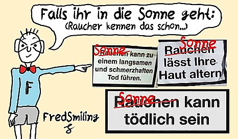 FredSmiling schlimme-sonne
