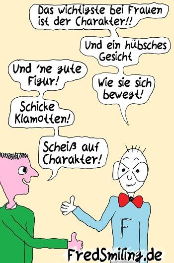 Frauen und Charakter