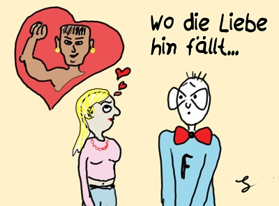 Fremd Verliebt